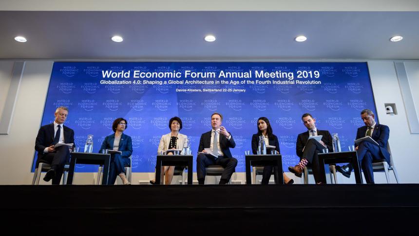 Ecuador, en Foro Económico Mundial tras una década