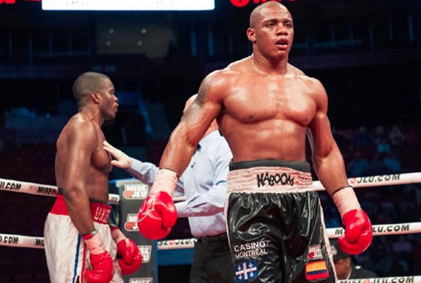 Óscar Rivas le da a Colombia un nuevo título mundial de boxeo