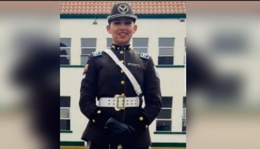 Cuerpo de la cadete Érika Sofía Chico llegó a Quito
