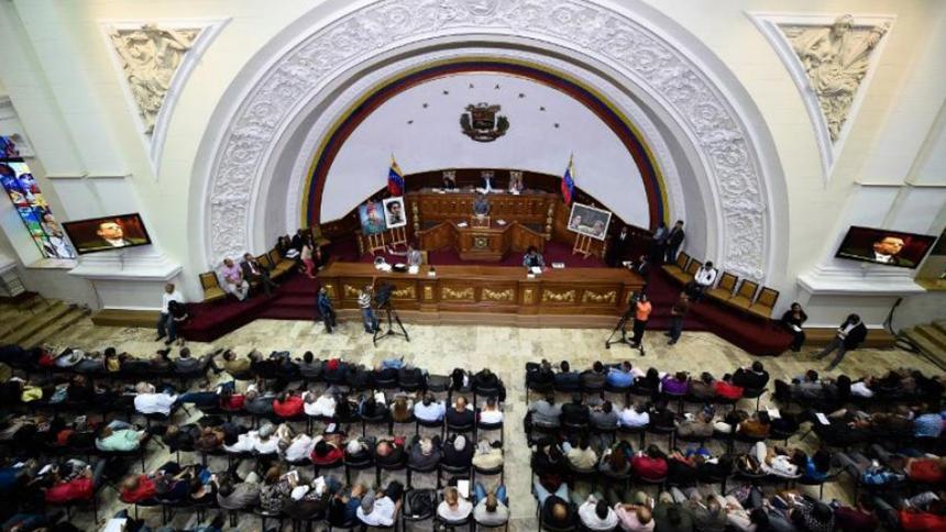 Tribunal Supremo venezolano declara 'inconstitucional' a la Asamblea