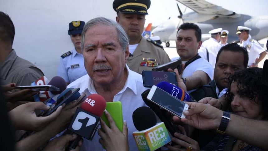 Mindefensa dice que cabecillas del Eln están en Venezuela