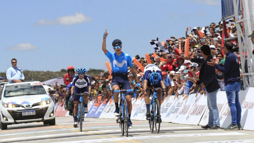 Nairo y Anacona lideran nómina del Movistar en Tour Colombia