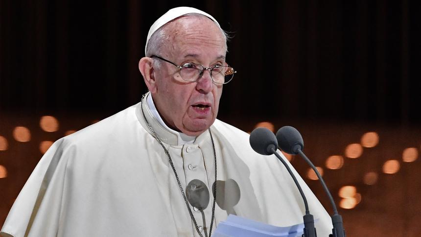 El papa reconoce los abusos a monjas de algunos curas y obispos