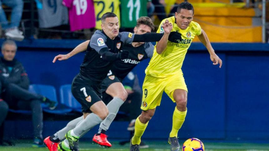 Importante triunfo del Villarreal ante el Sevilla (3-0)