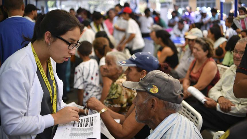 Cancillería confirma fallecimiento de uruguaya internada en Venezuela