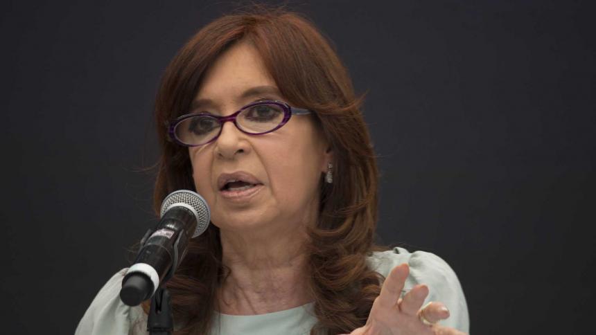 Con un video, Cristina explicó qué le sucede a Florencia Kirchner