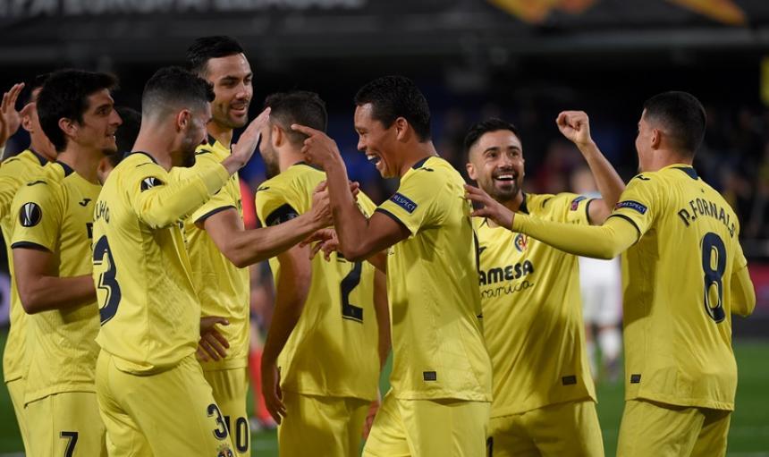 EUROPA LEAGUE   Valencia-Villarreal, derbi en los cuartos de final