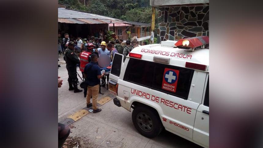 Explosión en el suroeste de Colombia deja ocho muertos