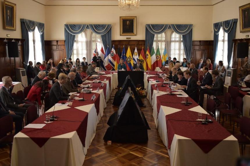 Grupo Internacional de Contacto por Venezuela se reunirá este jueves en Quito