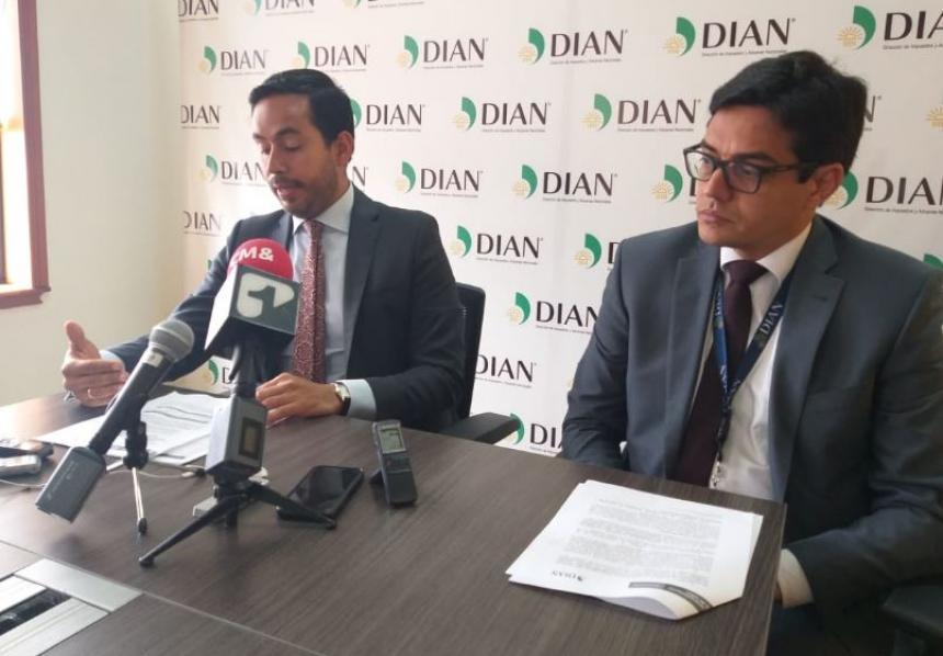 Dian inició cobros a municipios deudores