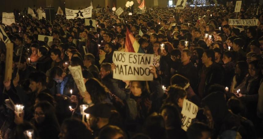 Petro pide a CPI que investigue el asesinato de líderes sociales