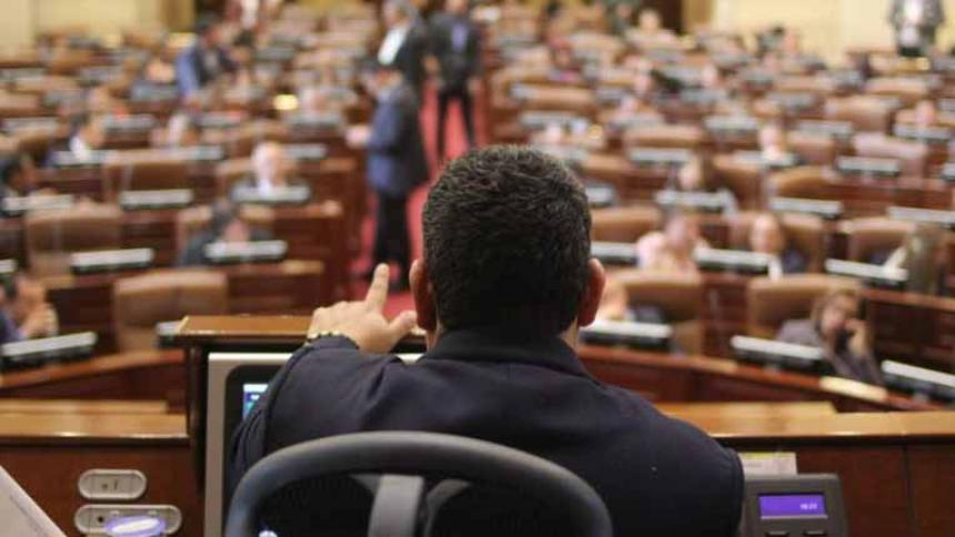 Colombia: Congreso rechaza reforma de Duque a Tribunal de Paz