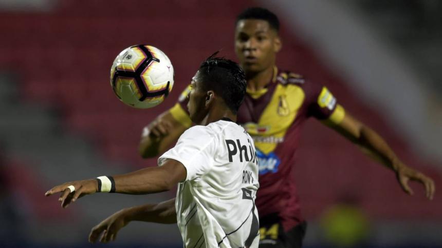 Paranaense vence 1-0 al Tolima en el Grupo G — Copa Libertadores
