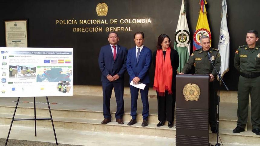 Incautan más de 8,5 millones de dólares en mercancía ilegal — Cartagena