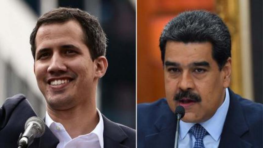 FMI no logra consenso sobre el reconocimiento a Guaidó