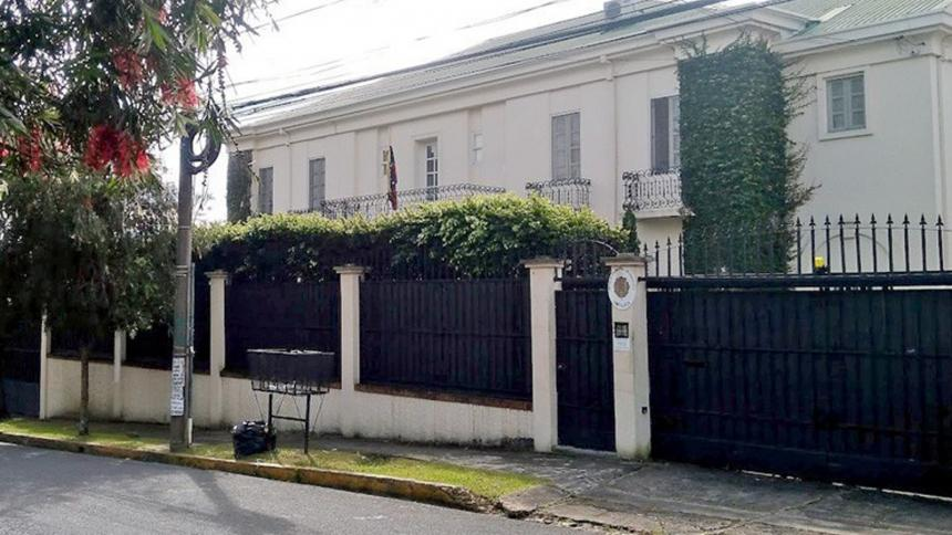 Gobierno de Venezuela retira credencial a personal diplomático de Costa Rica