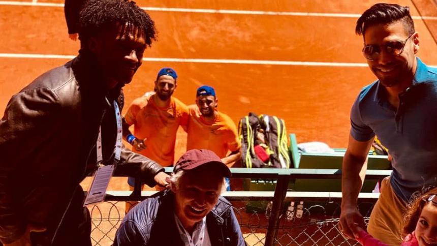 Tenis: ¡Imparable! Djokovic logra su triunfo 200 en arcilla
