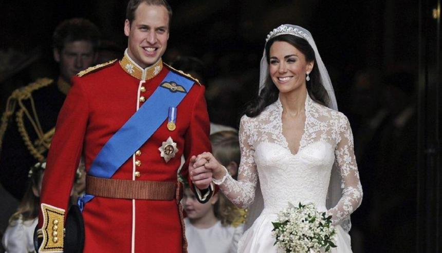 Resultado de imagen para matrimonio del principe guillermo y kate middleton