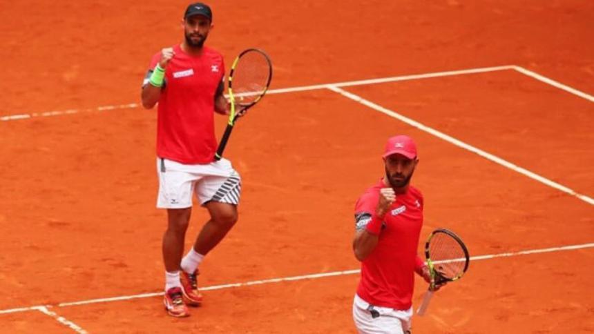 Farah y Cabal llegan a la final del ATP 500 de Barcelona