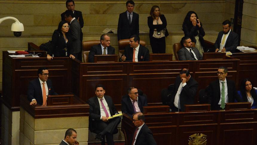 Senado de Colombia irá a segunda vuelta de votación por la JEP