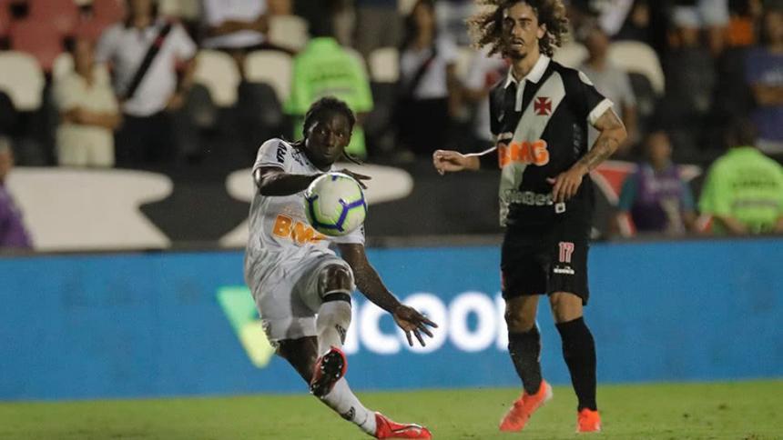 Tomada del Twitter de Atlético Mineiro.