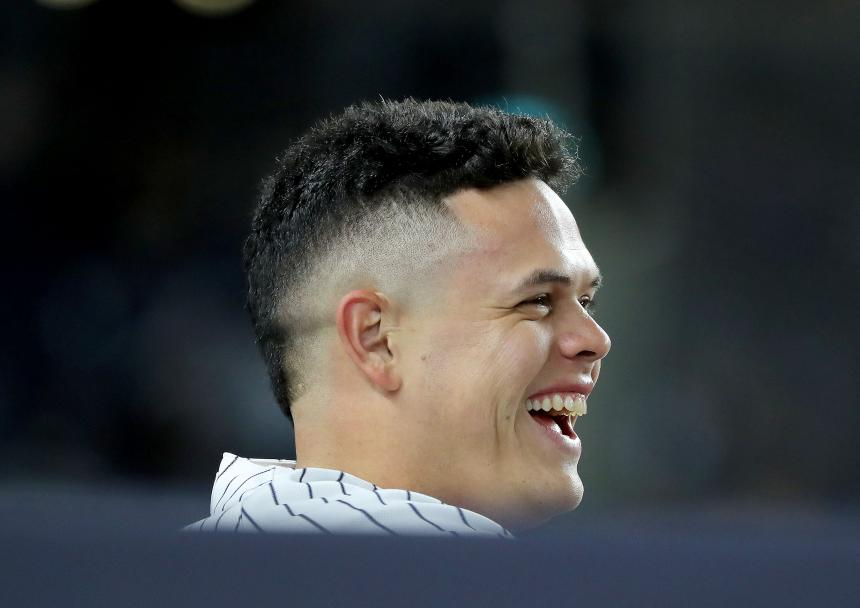 Yankees doblegan y se llevan la serie ante Rayas