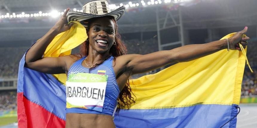Caterine Ibargüen anuncia cuándo se retirará del atletismo profesional