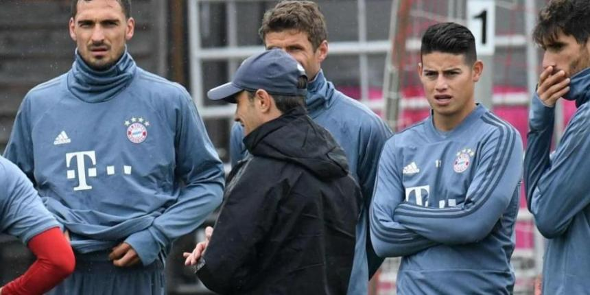 Bayern Münich marca un nuevo récord al consagrarse como heptacampeón alemán