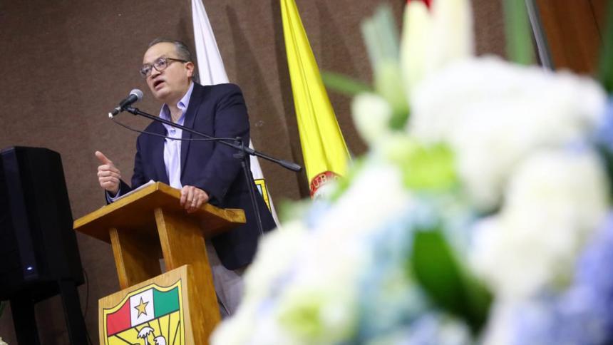 Un juez colombiano formaliza la recaptura de Santrich, decisión que es apelada