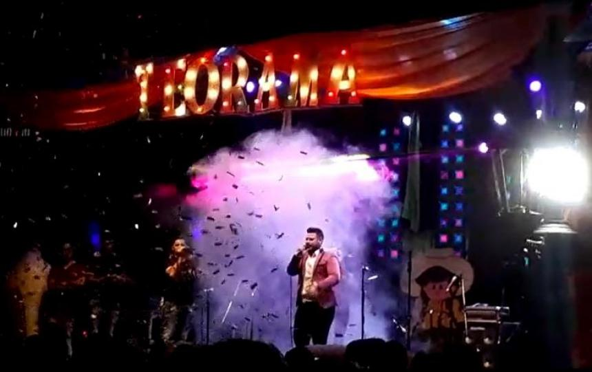 Atentado contra militares en concierto de Jessi Uribe deja 7 heridos