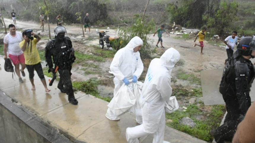 El oscuro pasado del adolescente que mató a niña en Barranquilla
