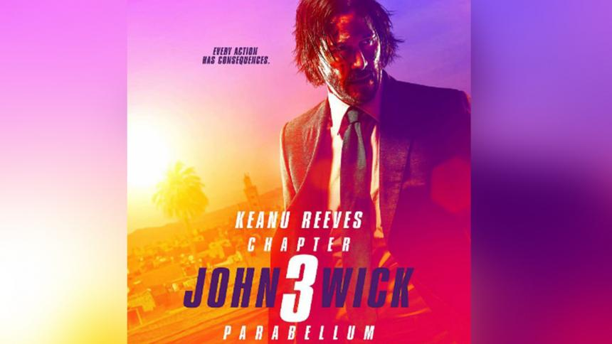 Keanu Reeves quiere volver a interpretar al mago John Constantine
