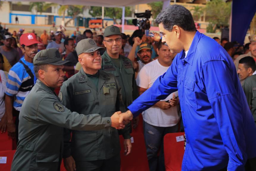 El país quiere la renovación de la Asamblea Nacional — Presidente Maduro