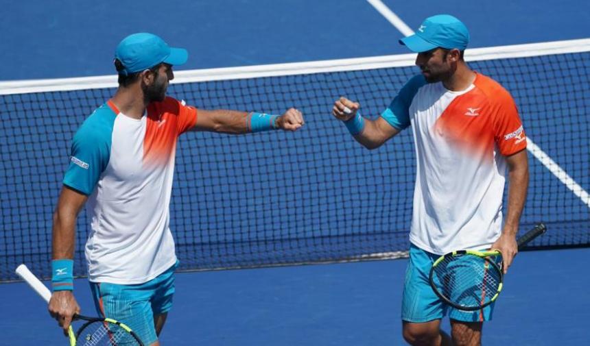 Cabal y Farah, a semifinales de dobles de Roland Garros