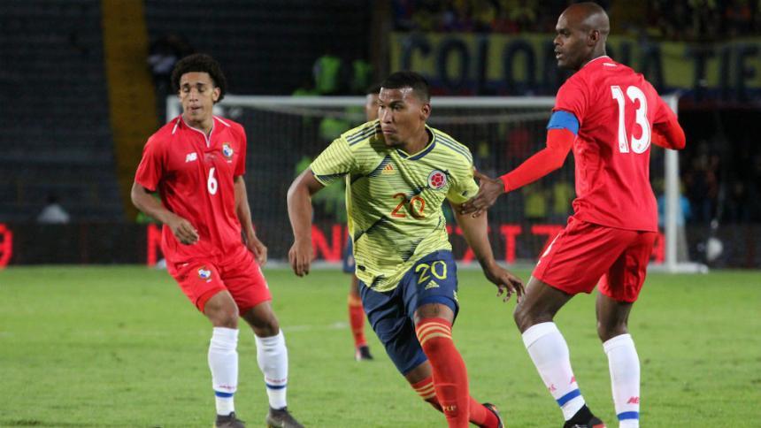 Roger Martínez se perdería Copa América