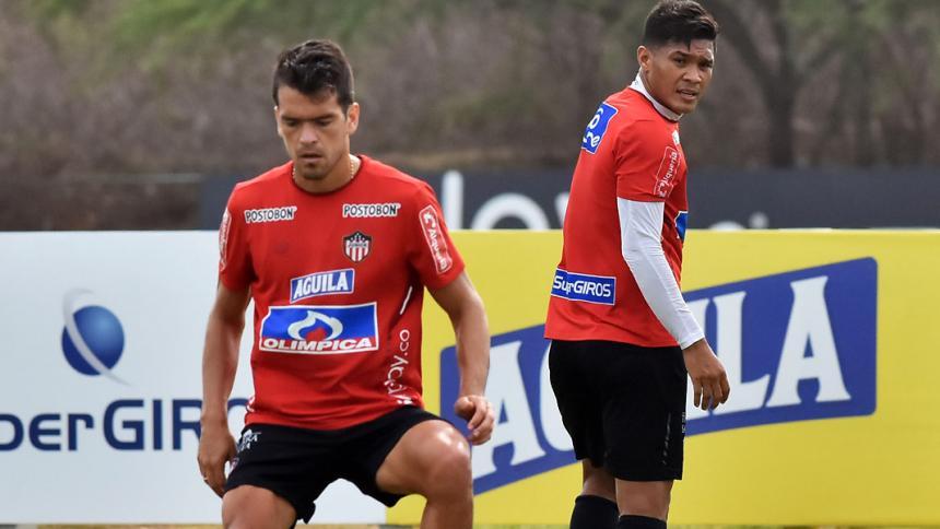 Matías Fernández se coronó campeón junto al Junior de Barranquilla