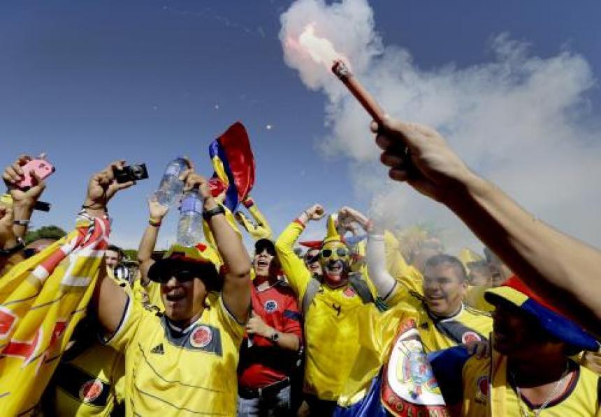 La Selección viajó a Brasil en busca del ansiado título