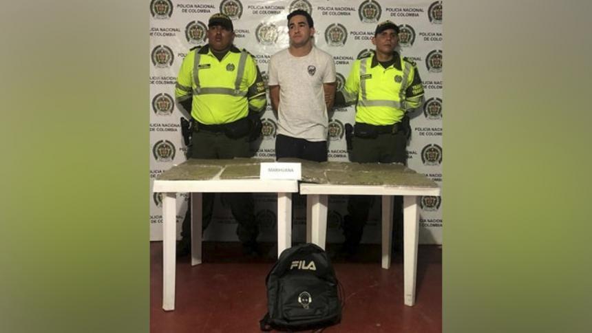Policía del Atlántico