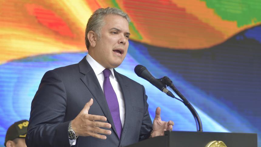 Londres podría ayudar a Colombia en asistencia a migrantes venezolanos