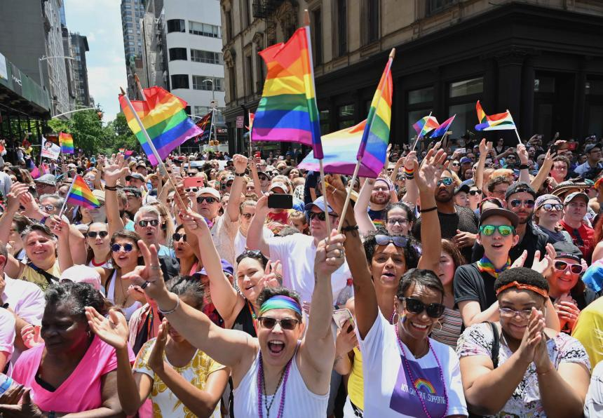 Marchas de la Diversidad y Orgullo LGBTIII en México