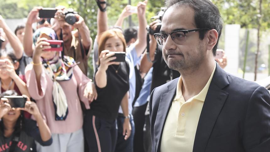 Detenido por corrupción productor de 'El Lobo de Wall Street'