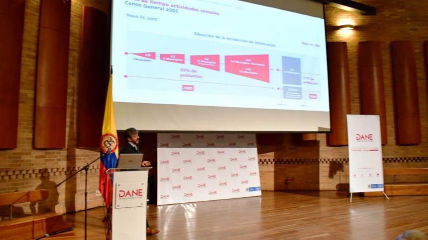 La población de Colombia creció 6,5% desde 2005: Dane
