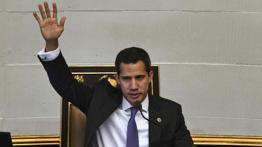 Simonovis será enlace entre CIA, DEA y embajador de Guaidó