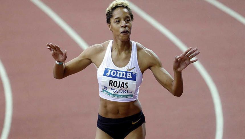 Yulimar Rojas se impone en Mónaco