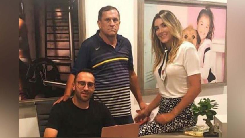 El fútbol colombiano está con David Ospina y su familia