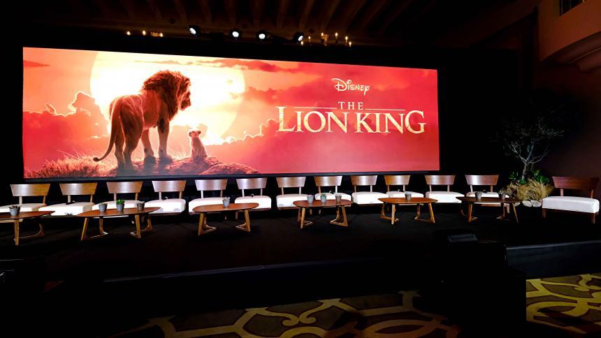 La tecnología en 'El Rey León' live-action asombra al mundo