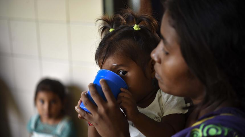 Aumenta el hambre en Latinoamérica por crisis de Venezuela y desaceleración económica