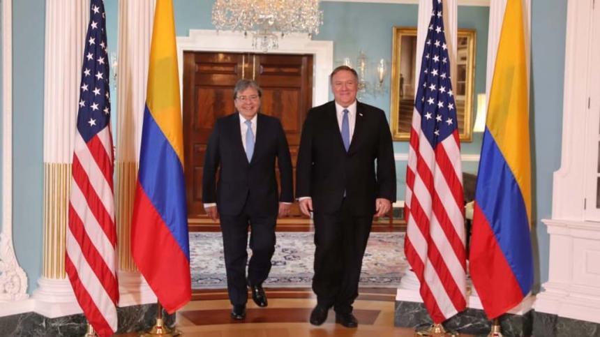 Canciller venezolano aborda con secretario general de ONU proceso de diálogo_Spanish