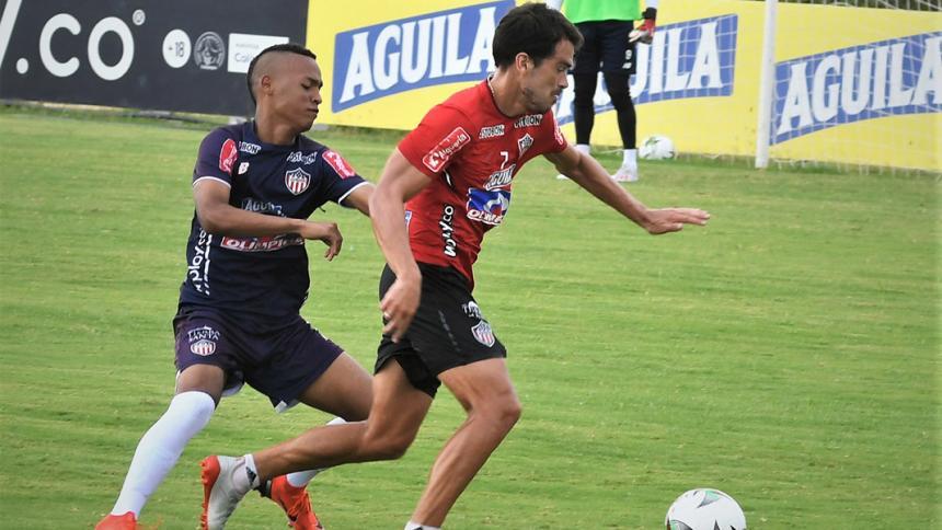 Patriotas vs. Atlético Junior - Reporte del Partido - 21 julio, 2019