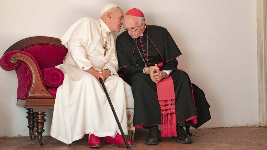 Anthony Hopkins dará vida a Benedicto XVI